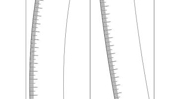Printable French Curves | Grow Your Own Clothes