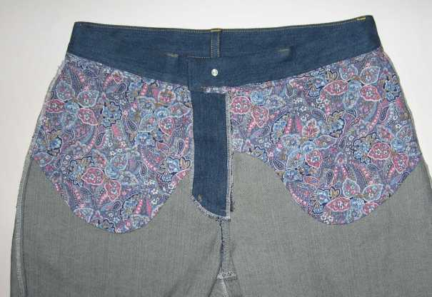 016D pretty jeans pockets