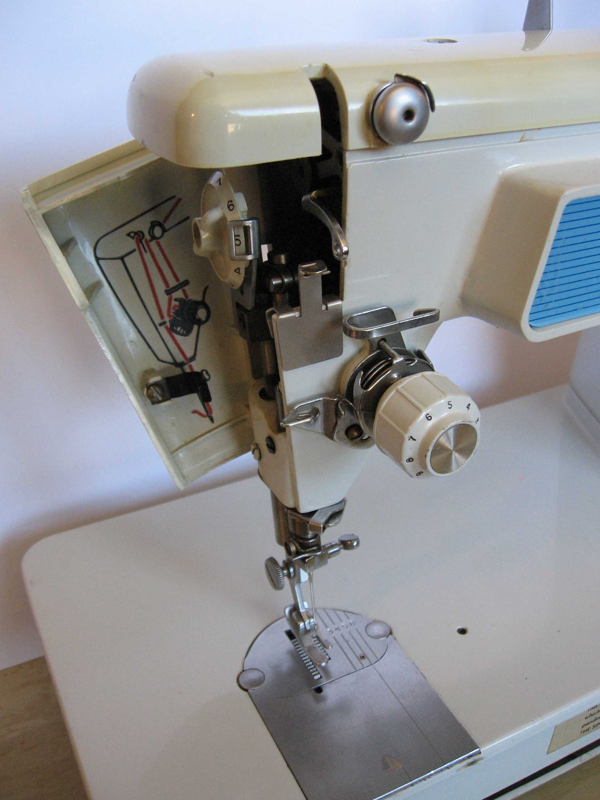 Threading Singer 401 A Sewing Pinterest