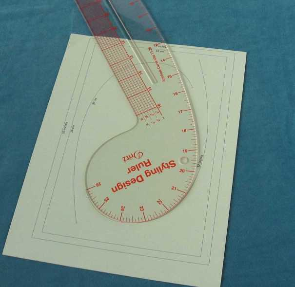 Style_design_ruler_measure_curve