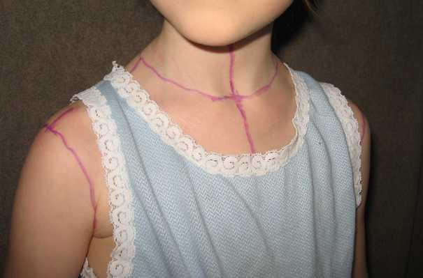 01-marking neckline shoulder armholes
