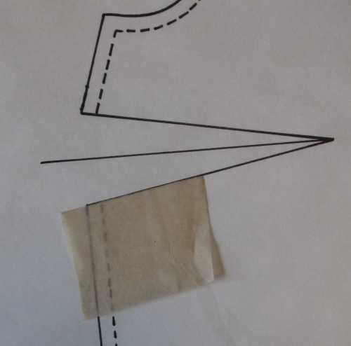 dart 3 paper scrap