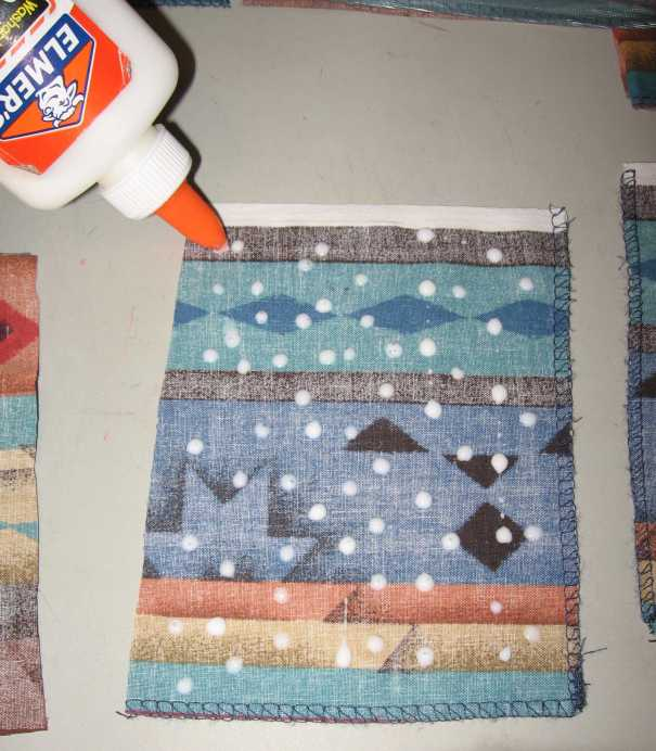 Elmers school glue dots