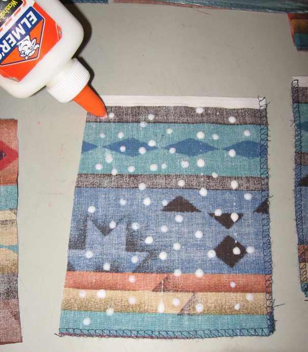 Elmers school glue dots