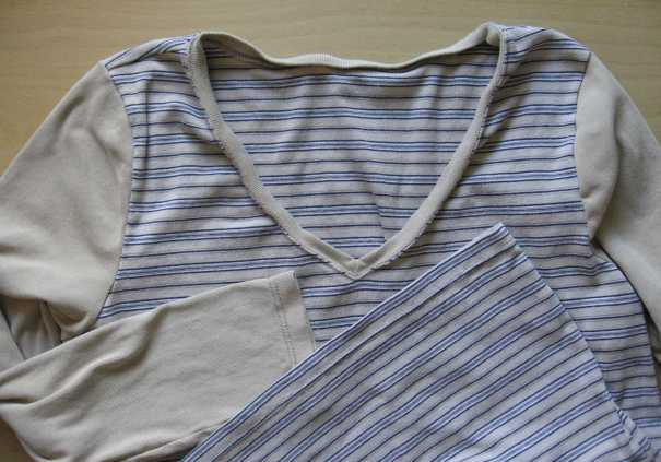 Lark tee 2 hems and neckline disaster