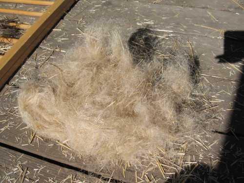 linen tow