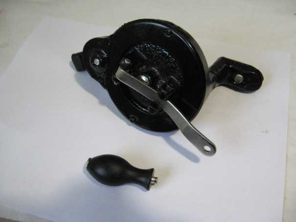 reproduction hand crank