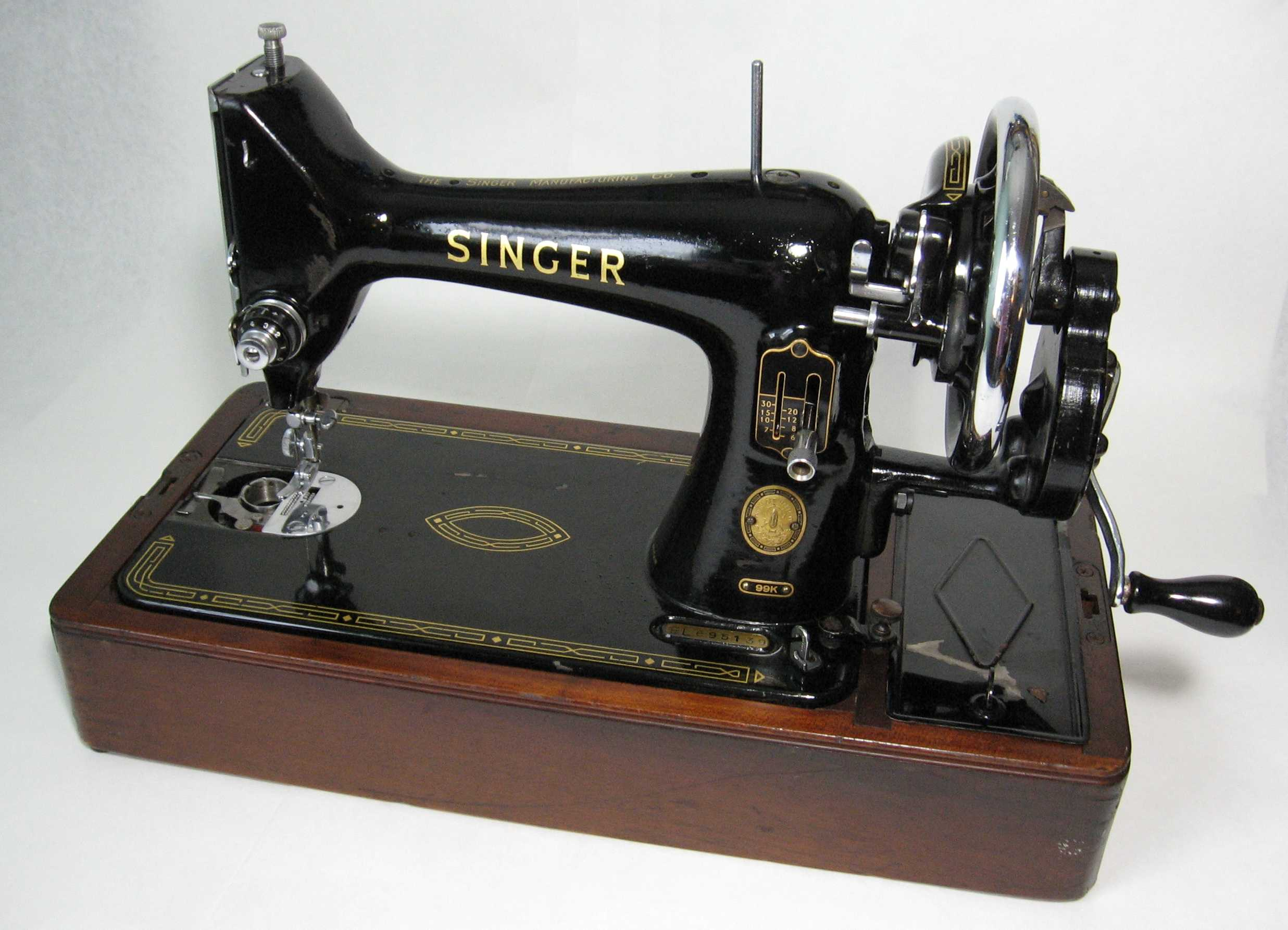 The little sewing machine that could grow your own clothes for Decor 99 sewing machine
