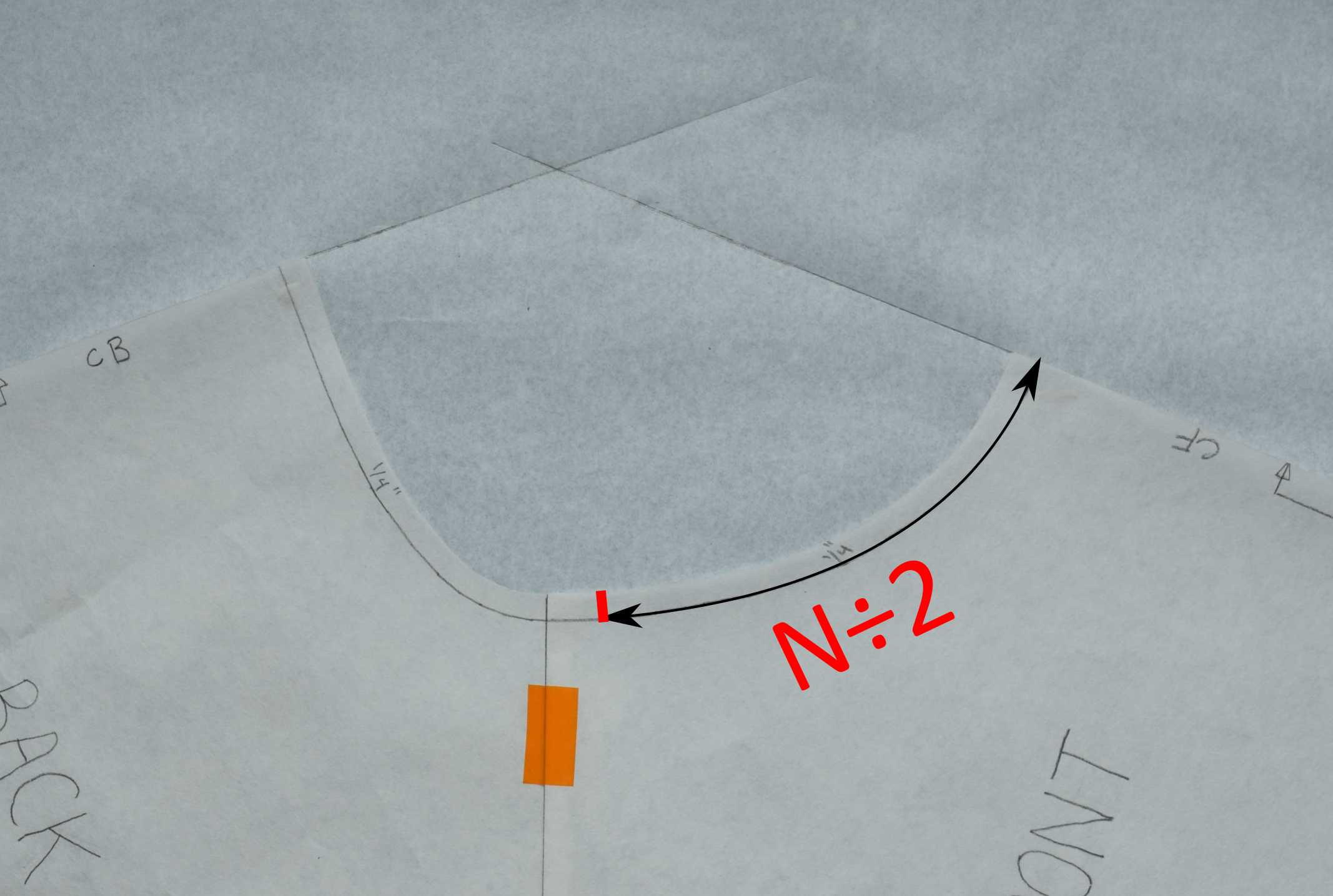 How to Get Knit Neckband Ribbing the Perfect Length Every Time ...