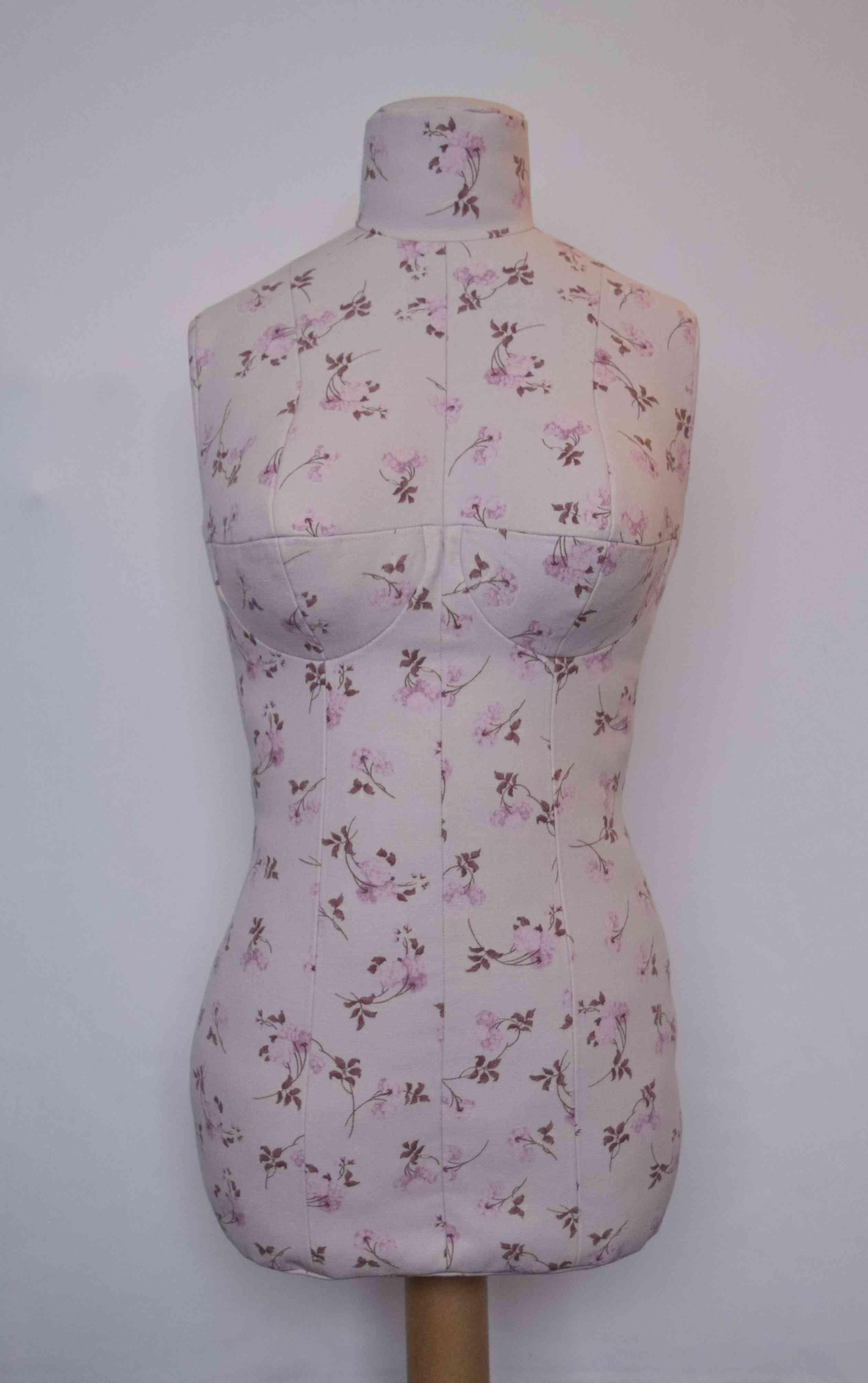 Bootstrap Fashion Custom Dress Form