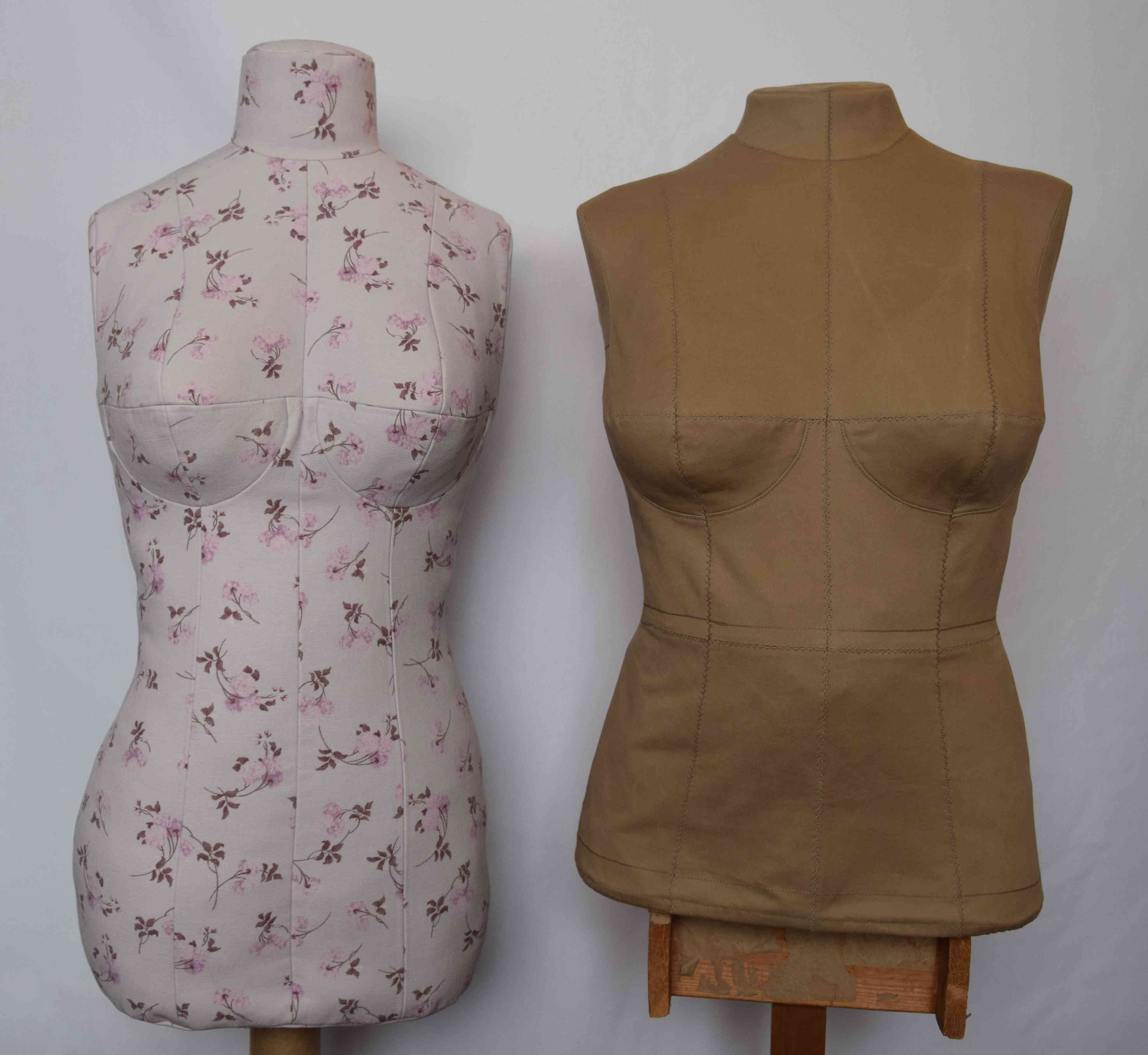 Bootstrap Fashion Diy Dress Form Grow Your Own Clothes